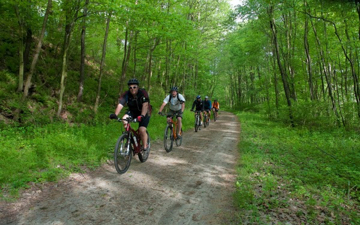 Bubba's Pampered Pedalers | Bicycle Tours | Bicycling Vacations