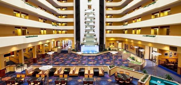 Capitol Plaza Hotel in Jefferson City, MO