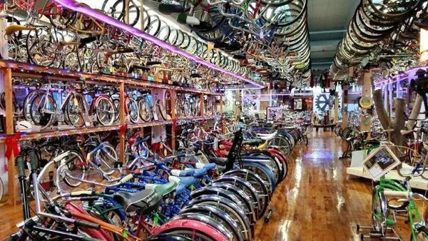 Bicycle Heaven Museum