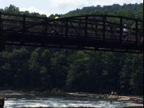 Bridge on GAPCO Bicycle Route