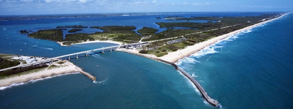 Bike Barrier Island in Florida