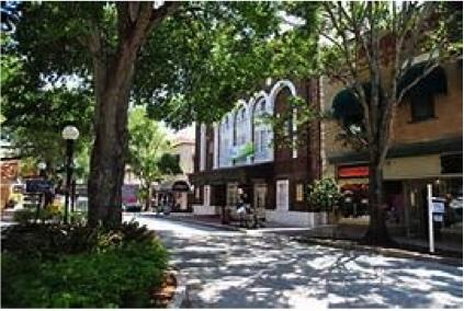 Brevard Avenue, Cocoa Village
