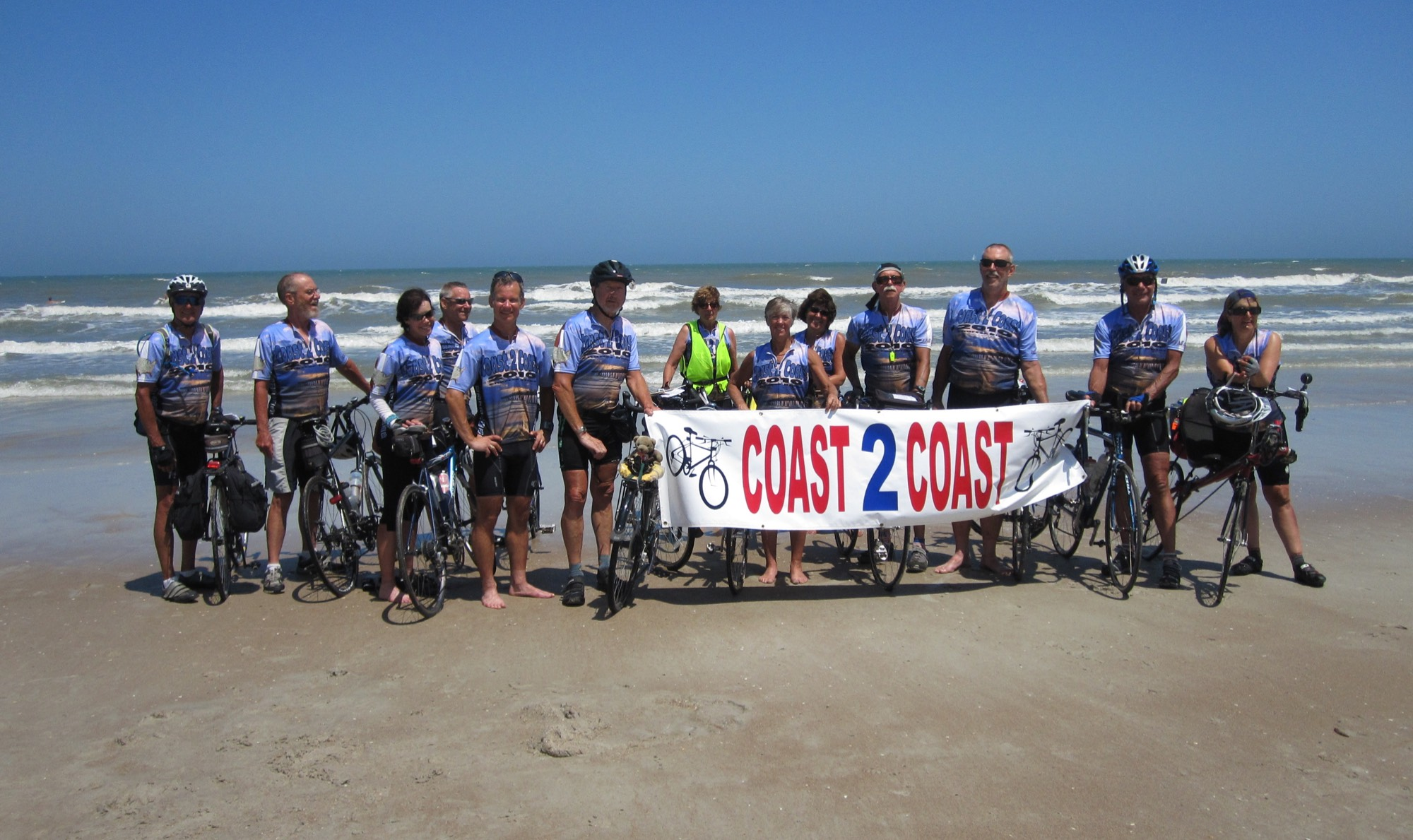 c9c26cedf2c Bike Coast To Coast | Cross Country Bicycle Tour | Bubbas Pampered Pedalers